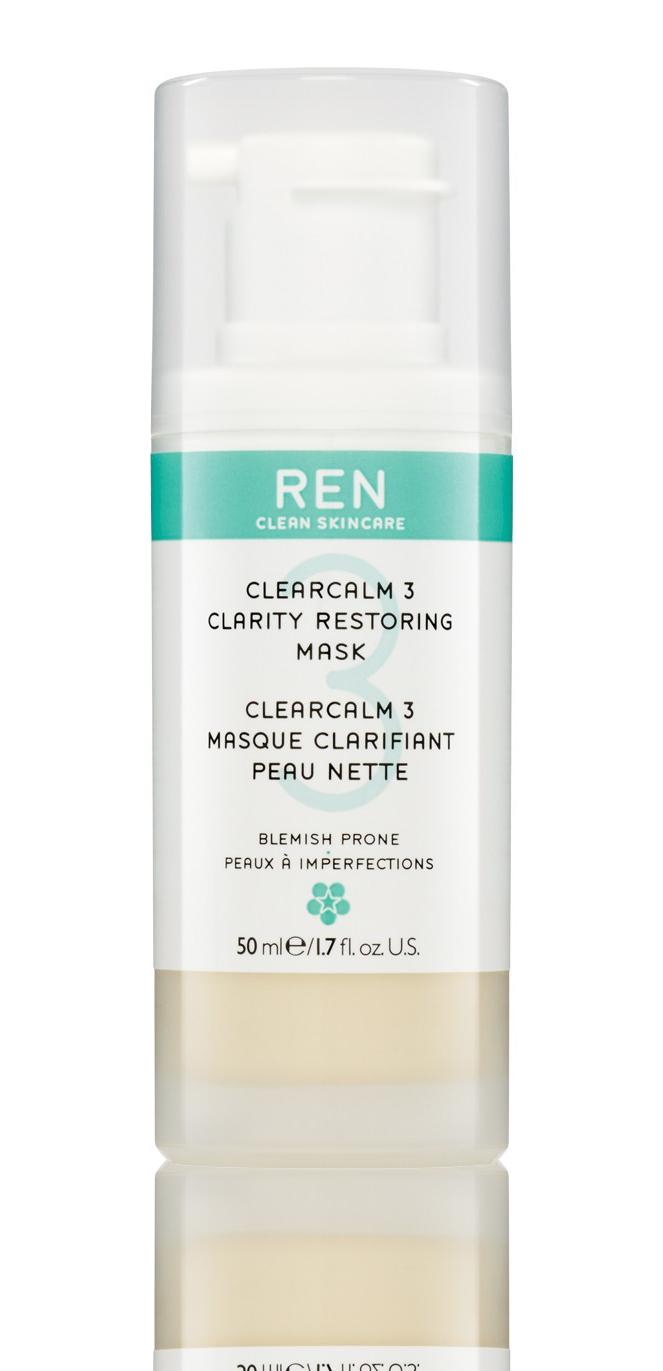 Ren Clarifying Restoring Mask bei Topsi