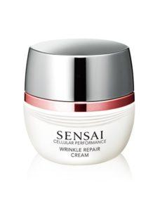 Topsi Hautbedürfnisse: Falten dauerhaft glätten mit Sensai Wrinkle Repair Cream