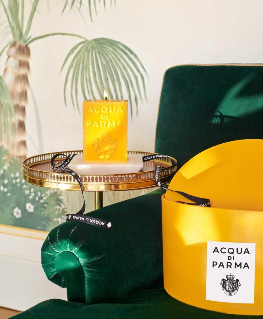 Topsi Produkte Boutique Aqua die Parma Home Collection