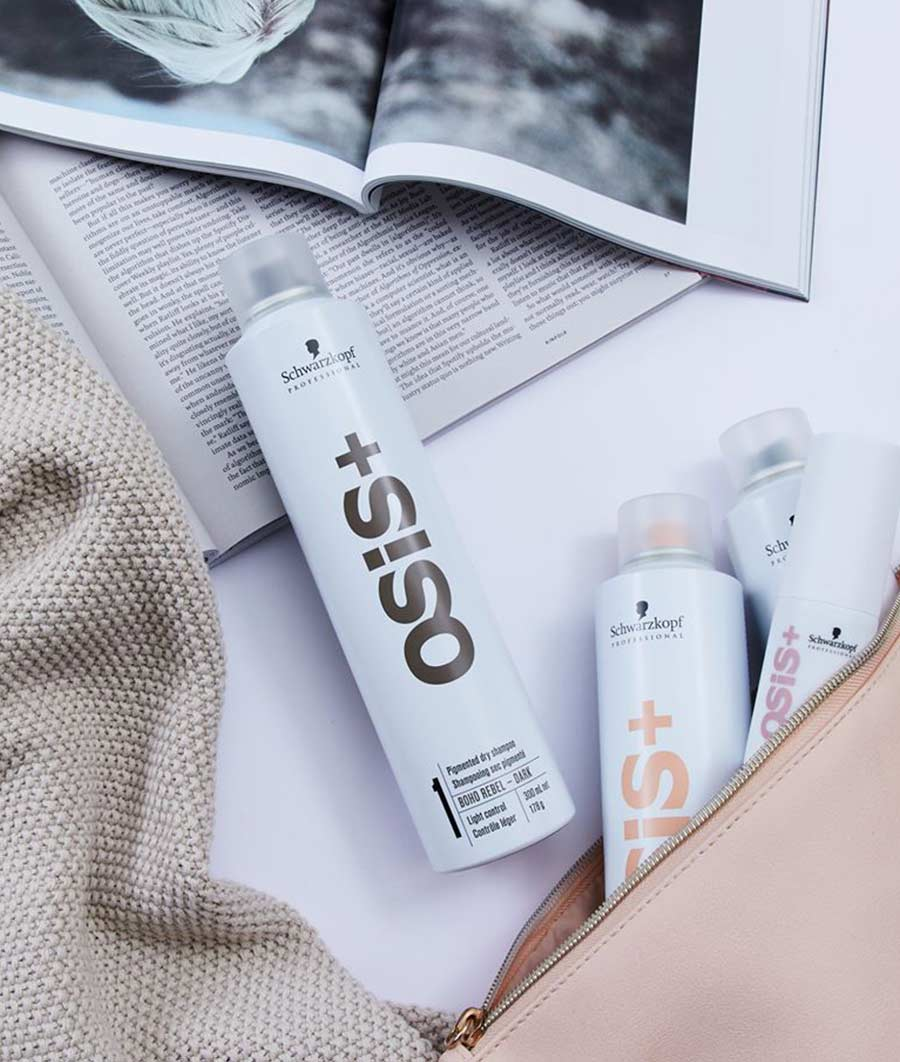 Topsi Produkte Haare Styling Schwarzkopf Osis Hold Spray