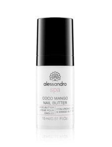 Topsi Produkte Handpflege, Fußpflege, Nagelpflege, Alessandro Coco Mango Nail Butter