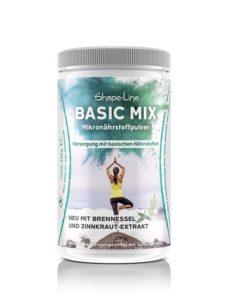 Topsi Produkte Nahrungsergänzung Shape-Line Basic Mix Basendrink
