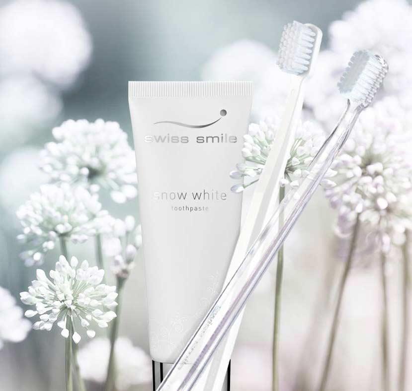 Topsi Produkte Zahnpflege Swiss Smile Snow White