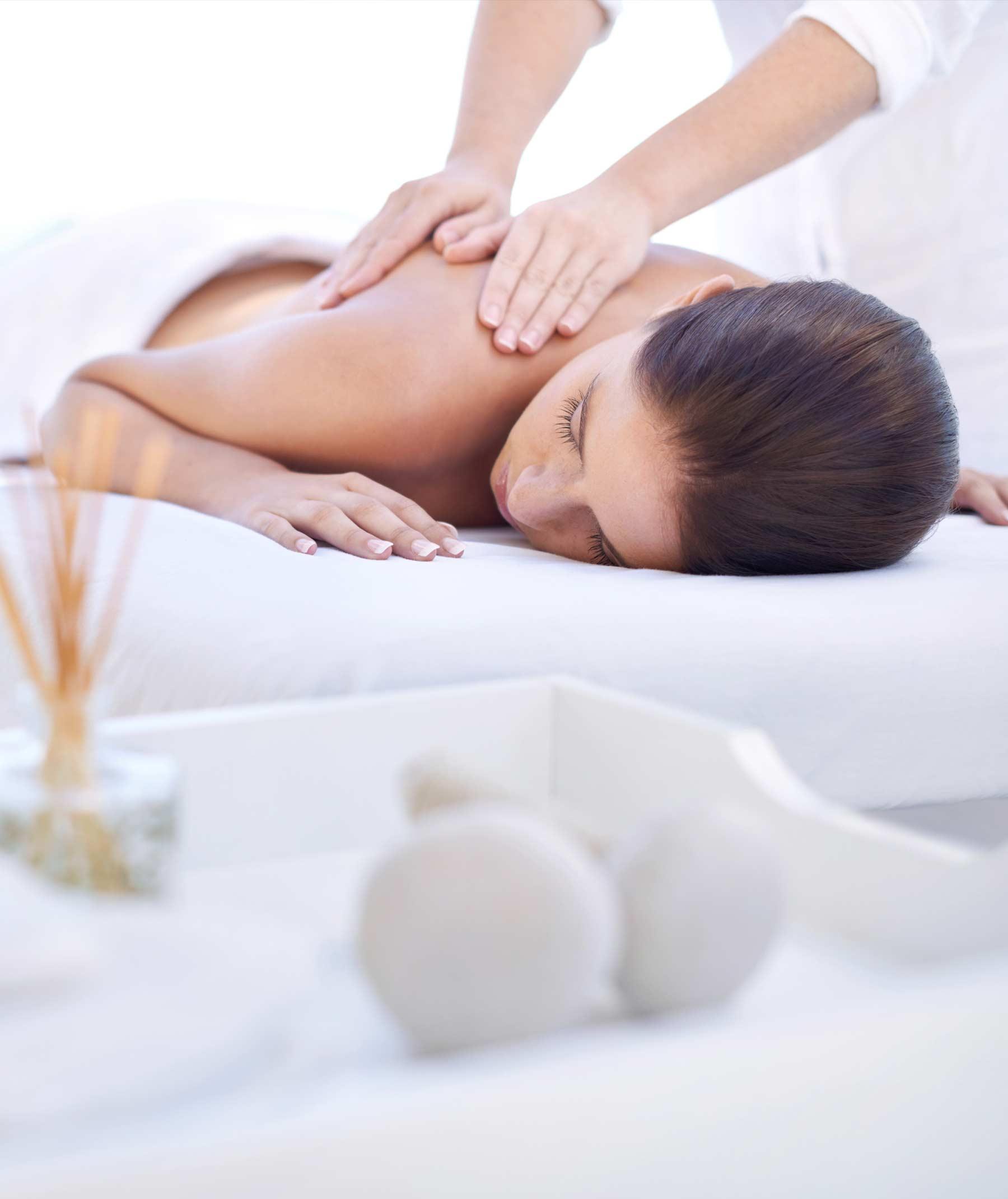 Rückenreinigung und Rückenpflege bei Topsi